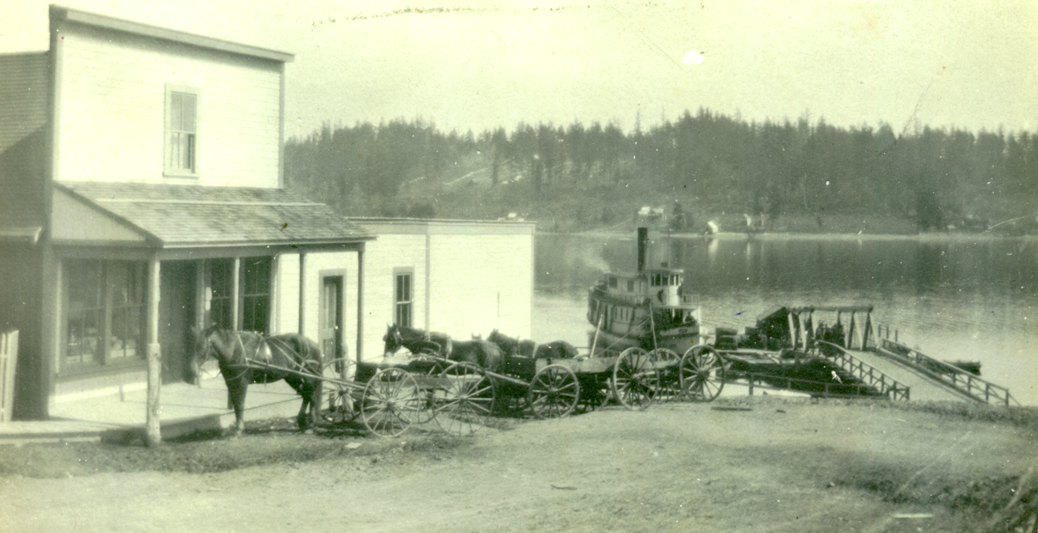 1902 Longbranch Dock and Store